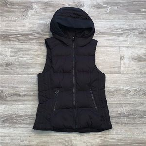 Lululemon Reversible Down Vest.